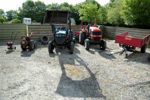 traktor i gruppew